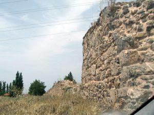Ιουστινιάνειο Τείχος